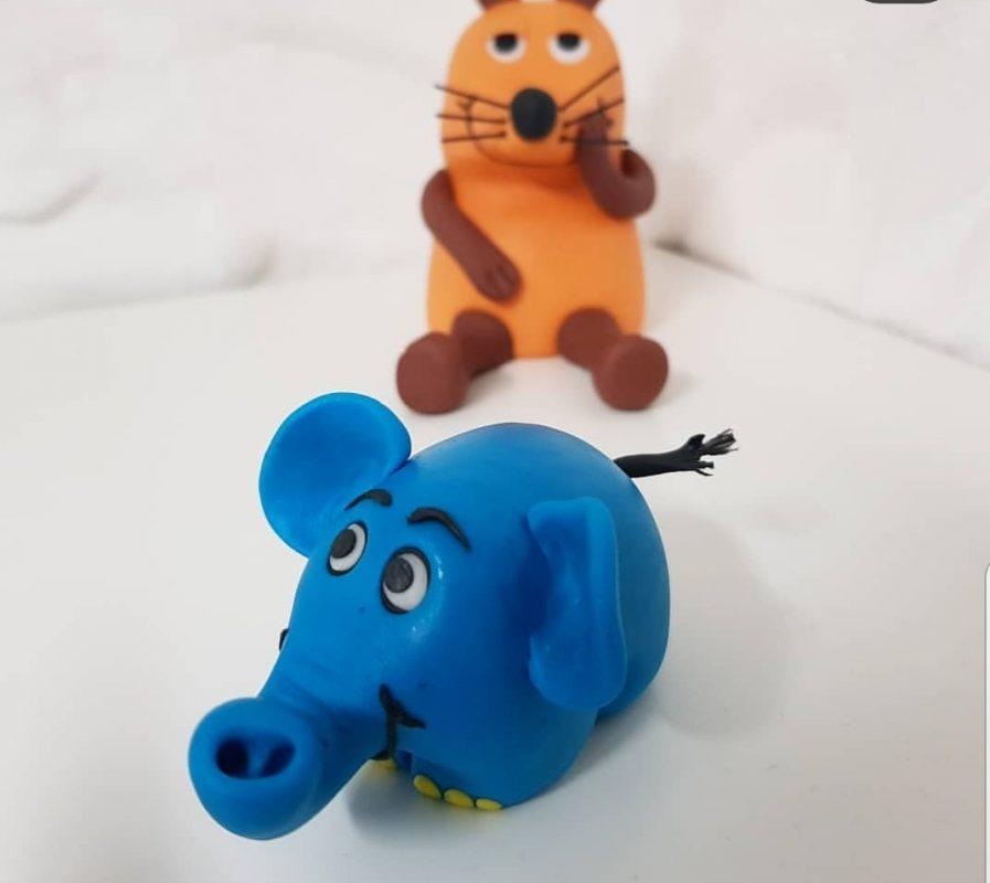 Die Sendung Mit Der Maus Der Elefant Steffis Torten Makeup