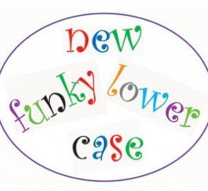 Funky Alphabet, klein