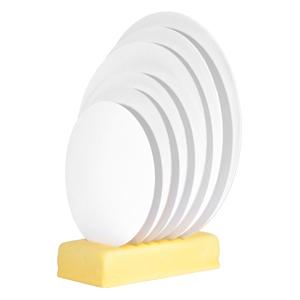 Cakeboard, rund, 1,5 mm, 20 cm Durchmesser