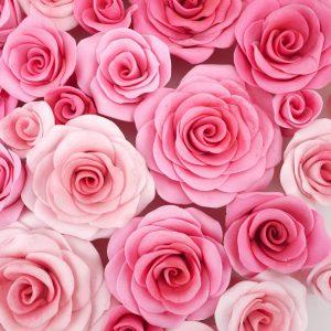 The Easiest Rose Cutter ever - Rosenausstecher