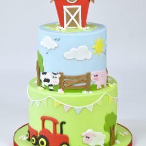 """Ausstecher """" Cute Farm Animals """" von FMM"""