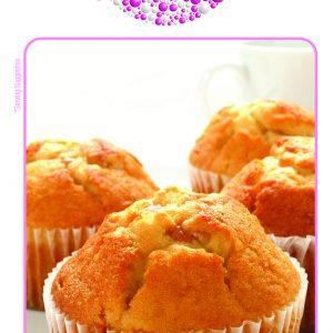 Gluten-und laktosefreier Cupcake Mix