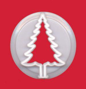 "Ausstecher ""Christmas tree"""
