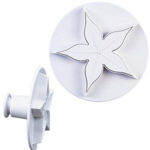"""Ausstecher """" Sternförmige Blume"""", Calyx, Lilie, gross"""