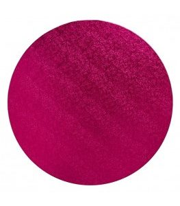 Cakeboard, rund 30 cm, pink